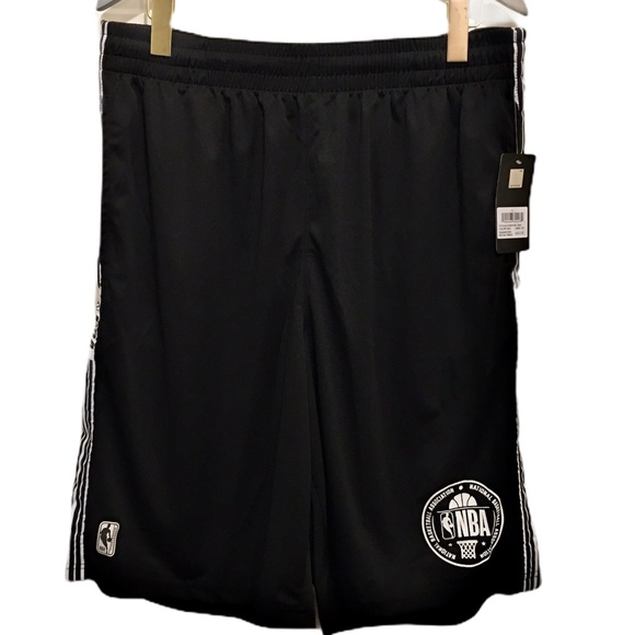 NBA Black Basketball Shorts